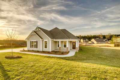 Inman Single Family Home For Sale: 420 Majestic View Court