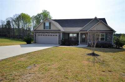 Inman Single Family Home For Sale: 381 Granny Doris Boulevard