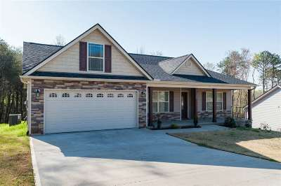 Inman Single Family Home For Sale: 324 Bent River Drive