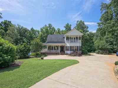 Campobello Single Family Home For Sale: 5050 Rainbow Lake Road