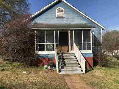 Greenville County, Spartanburg County Single Family Home For Sale: 4 Lewis St