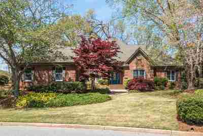 Spartanburg Single Family Home Contingent On Inspection: 106 Antrim Avenue