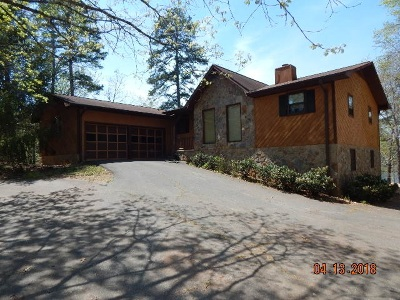 Inman Single Family Home For Sale: 147 Chestnut Lake Dr