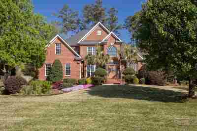 Spartanburg Single Family Home Contingent Upon Financing: 324 Benton Court