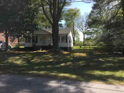 Spartanburg Single Family Home For Sale: 132 Westview Blvd