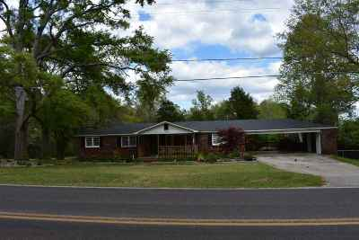 Spartanburg Single Family Home For Sale: 1005 Bethesda Road