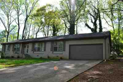 Greer Single Family Home For Sale: 4 Lantern Drive