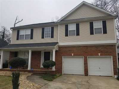 Spartanburg Single Family Home For Sale: W 431 Abington