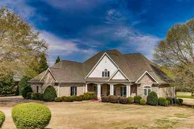Greer Single Family Home For Sale: 711 Sugar Pine