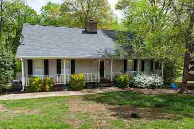 Spartanburg Single Family Home For Sale: 178 Woodcreek Drive