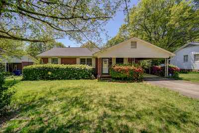 Spartanburg Single Family Home For Sale: 104 First Ave.