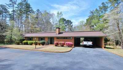 Spartanburg Single Family Home Contingent Upon Financing: 109 Pine Acres Dr