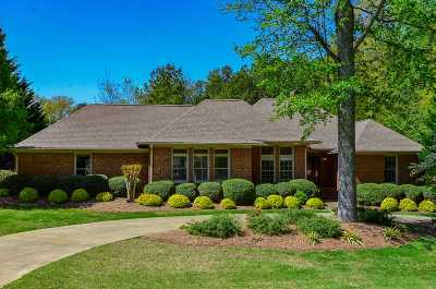Spartanburg Single Family Home For Sale: 216 Muirfield Drive
