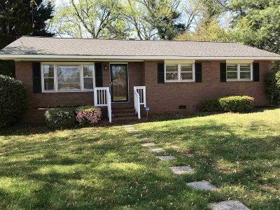Spartanburg Single Family Home For Sale: 142 Woodhaven Dr