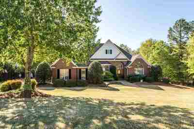 Spartanburg Single Family Home For Sale: 857 Oakcrest Road