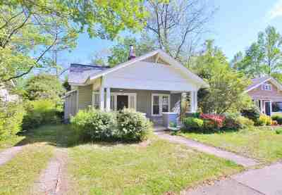 Spartanburg Single Family Home For Sale: 601 Woodland St