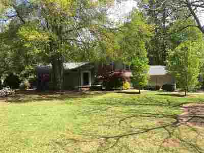Spartanburg Single Family Home For Sale: 2205 Edgefield Road