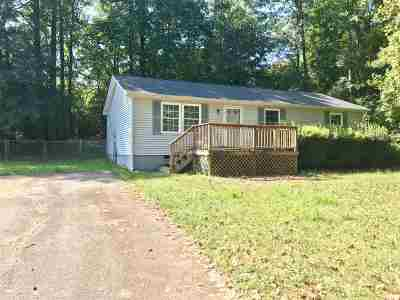 Spartanburg Single Family Home For Sale: 155 Willowood Dr