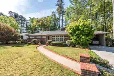 Spartanburg Single Family Home For Sale: 111 Sydnor Road