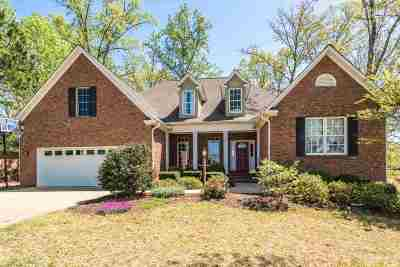 Spartanburg Single Family Home For Sale: S 313 Griffin Mil Court