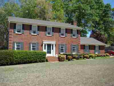 Spartanburg Single Family Home For Sale: 916 Wentworth Dr
