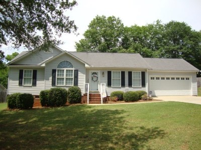 Spartanburg Single Family Home For Sale: 124 Caroway Court