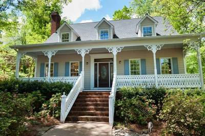Spartanburg Single Family Home For Sale: 1610 Hollyberry Lane