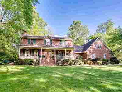 Single Family Home Cont On House Sale: 415 Woodgrove Trace