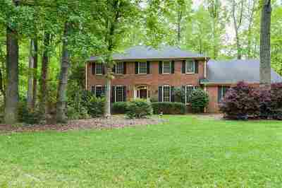 Spartanburg Single Family Home For Sale: 3 Torrey Pine Ct