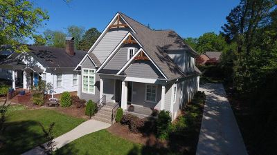 Spartanburg Single Family Home Contingent On Inspection: 556 Palmetto Street