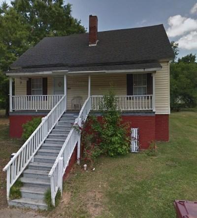Woodruff Single Family Home For Sale: 233 Beason Street