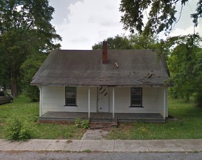 Woodruff Single Family Home For Sale: 270 Woodruff Street