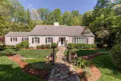 Spartanburg Single Family Home For Sale: 1002 Glendalyn Circle
