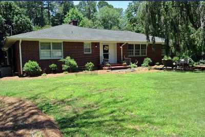 Spartanburg Single Family Home For Sale: 119 Burnett Drive
