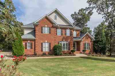 Spartanburg Single Family Home Contingent On Inspection: 115 Dunwoody Way