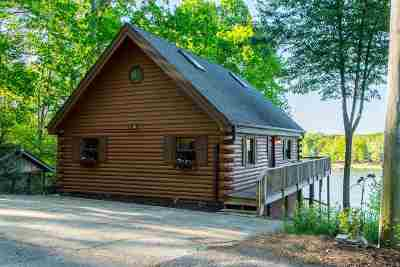 Inman Single Family Home For Sale: 385 Lake Rd