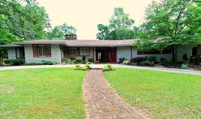 Spartanburg Single Family Home Contingent Upon Financing: 162 Ivy Street