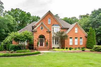 Spartanburg Single Family Home For Sale: 114 Club Pointe Drive