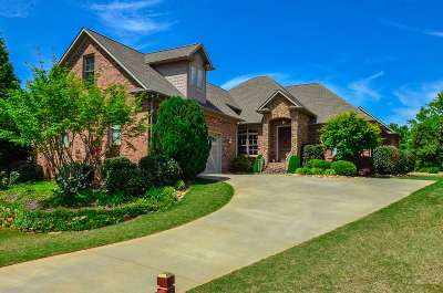 Inman Single Family Home For Sale: 224 Tuscan Ridge Trail