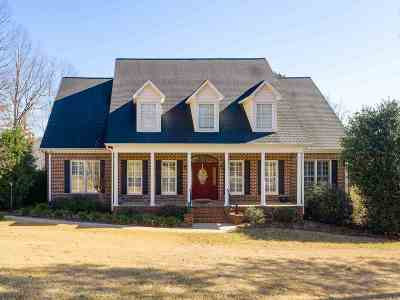 Spartanburg Single Family Home For Sale: S 457 Oakley Lane