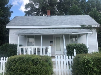 Woodruff Single Family Home For Sale: 452 Branch Street