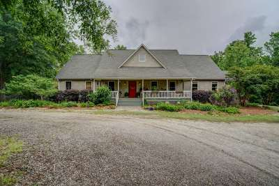 Spartanburg Single Family Home For Sale: 331 Burton Road