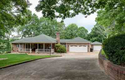 Inman Single Family Home For Sale: 165 Timberlake Circle