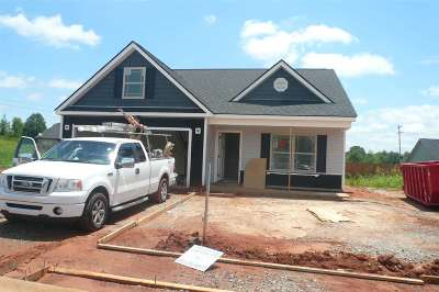 Inman Single Family Home For Sale: 246 Highland Springs Loop