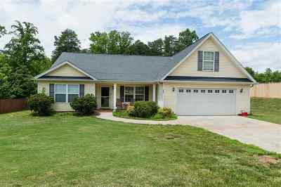 Inman Single Family Home For Sale: 558 Arbor Creek Drive