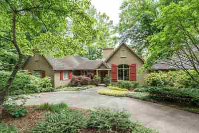Spartanburg Single Family Home Contingent On Inspection: 132 Marlin Drive