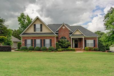 Spartanburg Single Family Home For Sale: 320 Swamp Fox Rd