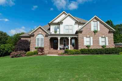 Spartanburg Single Family Home For Sale: 332 Kennesaw Court