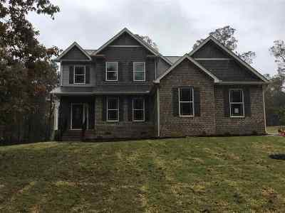 Spartanburg Single Family Home For Sale: 738 Cornwallis Road