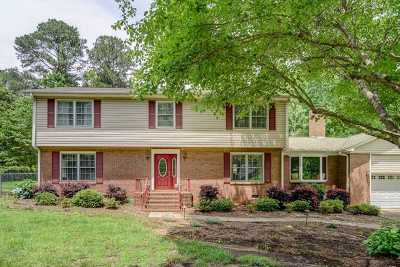 Spartanburg Single Family Home Cont On House Sale: 301 Londonberry Drive